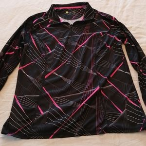 Version women's Long sleeve athletic pullover